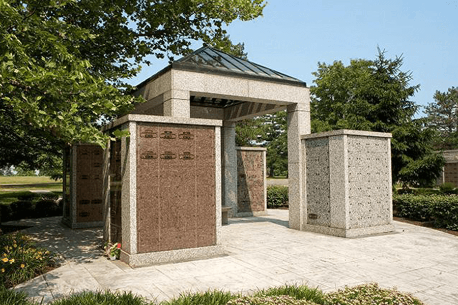 Columbariums & Mausoleums