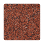 Color Samples India Red
